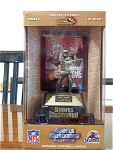Sports Illustrated 1996 Brett Favre Pewter Figurine, Mi