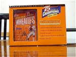 24k Gold Wheaties John Elway Replica Box, Mib, Coa