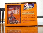 24k Gold Wheaties Walter Payton Replica Box, Mib, Coa