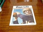 November 1963 Boys Life Magazine, Roger Staubach