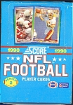 1990 Score Nfl Football Series 2 Full Box, 36 Packs