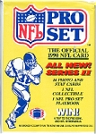 1990 Pro Set Nfl Football Series 2 Full Pack