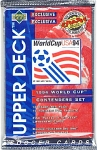 1994 World Cup Soccer Contenders Set Full Pack