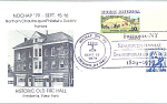 Nochap 1979 Historic Old Fire Hall, 2 Stamp, 1979 Fdc