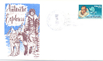 Antarctic Explorers Lincoln Ellsworth, 1 Stamp 1988 Fdc