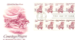 Conestoga Wagon Transportation Series, 8 Stamp