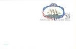 American Clipper Ships Postcard