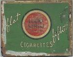 Lucky Strikes Flat Fifties Cigarette Tin