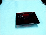 Anchor Hocking Royal Ruby Square Ashtray