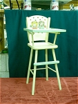 Cabbage Patch Kids High Chair