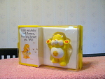 1983 Care Bears Sunshine Bear Gift Box By American Gree
