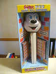 Talking Bear Head Giant Pez Candy Roll Dispenser