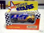 1995 Lowes Racing No. 11 By Matchbox, Mib