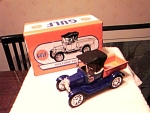 Mib 1918 Ford Pick Up Gulf Gasoline Die Cast Metal