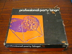 1941 Professional Party Bingo, All Included