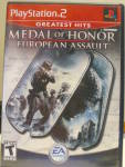 Medal Of Honor, European Assault