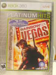 Tom Clancys Rainbow Six Vegas Microsoft X-box 360