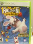 Rayman Raving Rabbids Microsoft X-box 360