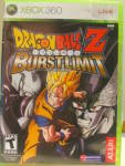 Dragonball Z, Burst Limit