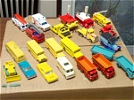 Circa 1960s To 80s Collection Of 19 Hot Wheels Matchbox