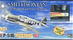 Mib Airfix P 51b Mustang Model Kit