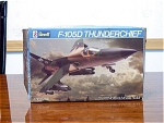 F 105d Thunderchief Fighter Jet