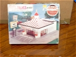 1950s 60s Ho Scale Kentucky Fried Chicken
