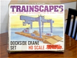 Ho Scale Dockside Overhead Crane Set