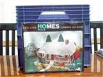 Life Like Ho Homes The Morrell Home With Original Box