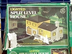 Collection Of 4 House Kits With One Original Box
