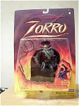Chain Mail Zorro With Slashing Action Figure, Mip
