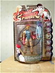 Street Fighter Cammy Action Figure By Capcom, Mip