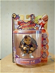Street Fighter Chun Li Action Figure By Capcom, Mip