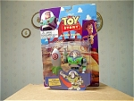 Toy Story Boxer Buzz Lightyear Toy, Mip