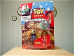 Toy Story Kicking Woody Toy, Mip