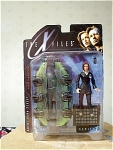 X Files Dana Scully Figure, Mip