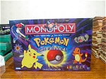 Pokemon Monopoly Game, Collectors Edition, Mib
