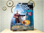 Commander William Riker 6 Inch Star Trek Figurine, Mip