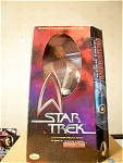 Commander William Riker 12 Inch Star Trek Figurine, Mib