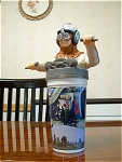 Anakin Skywalker Drink Cup Display From Star Wars Episo