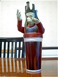 Nute Gunray Drink Cup Display From Star Wars Episode I