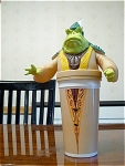 Boss Nass Drink Cup Display From Star Wars Episode I