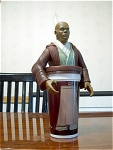 Mace Windu Drink Cup Display From Star Wars Episode I