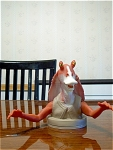 Jar Jar Binks Drink Display From Star Wars Episode I