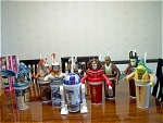 All 9 Drink Cup Displays From Star Wars Episode I