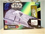 Airspeeder With Exclusive Rebel Pilot, Mib