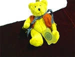 Boyds Bear Arlo With Clothes