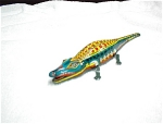 9 Inch Long Friction Alligator Toy