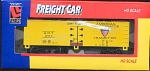 American Transit Refrigerator Ho Scale Train Car