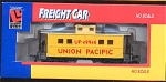 Union Pacific Caboose Ho Scale Train Car